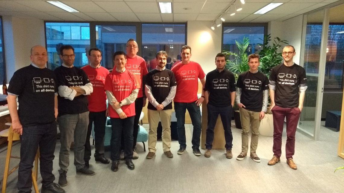 Belgium OutSystems Community meetup – 30 March 2017