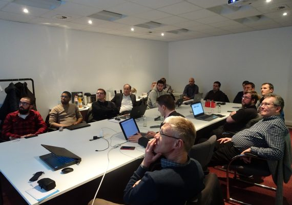 Belgium OutSystems Community meetup – 27 March 2018