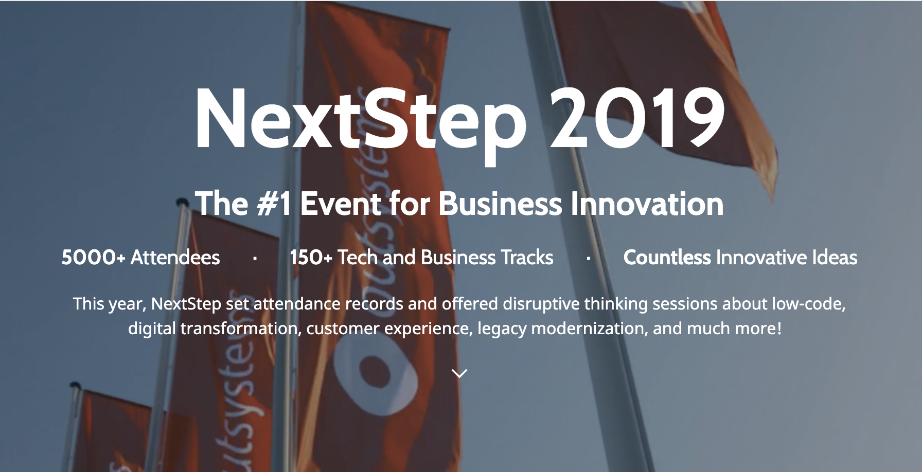 OutSystems NextStep 2019